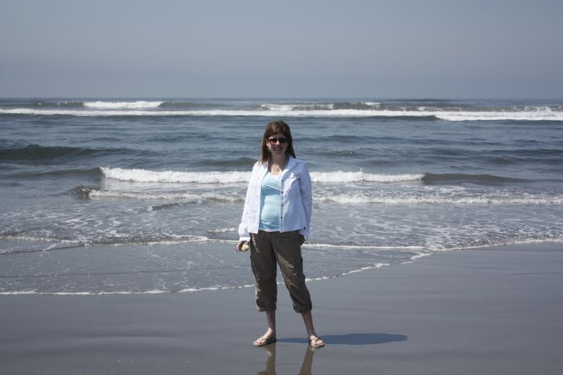Oregon North Coast Ft Stevens Beach 06