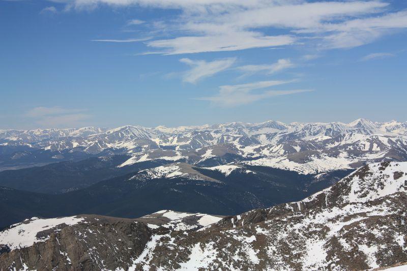 Mt Evans View 2