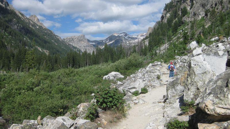 Jenny Lake hike 5