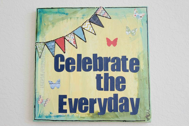 10x10 Celebrate the everyday
