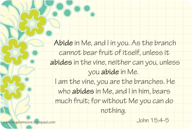 Abide week 0 copy